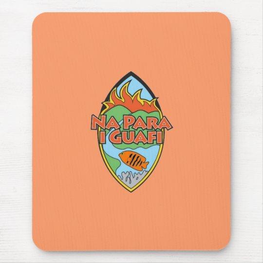 Guam - Mousepads