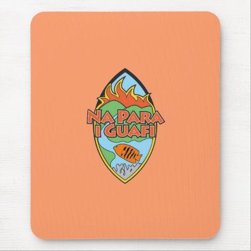 Guam - Mousepads Alfombrilla De Ratón