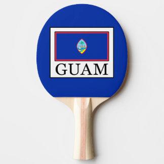 Guam Ping Pong Paddle