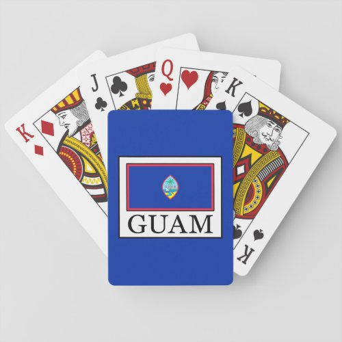 Guam Playing Cards
