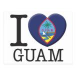 Guam Postcards