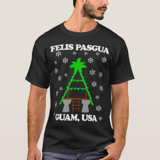GUAM RUN 671 Felis Pasgua T-Shirt