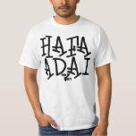 GUAM RUN 671 Hafa Adai Worldwide - Black T Shirt
