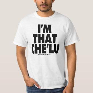 GUAM RUN 671 I'm That Che'lu - black T-Shirt