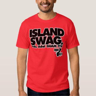 GUAM RUN 671 Island Swag FTW Tee Shirt