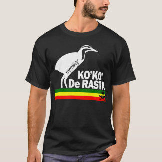 GUAM RUN 671 Koko De Rasta T-Shirt