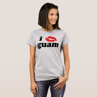 GUAM RUN 671 Lips II T-Shirt