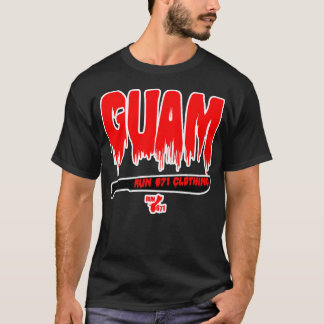 GUAM RUN 671 Machete T-Shirt