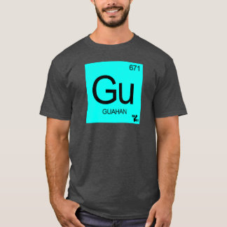 GUAM RUN 671 Rare Island Element T-Shirt