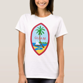 Guam Seal GU T-Shirt
