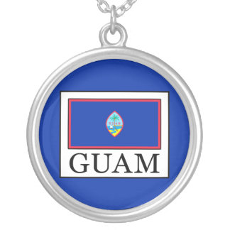 Guam Silver Plated Necklace