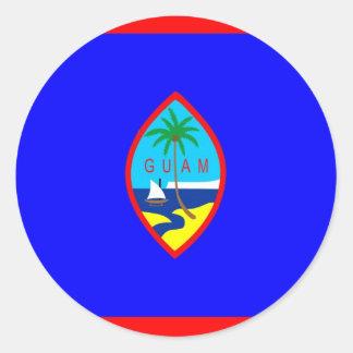 Guam Stickers