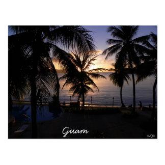 Guam Tarjeta Postal