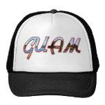 Guam Trucker Hats