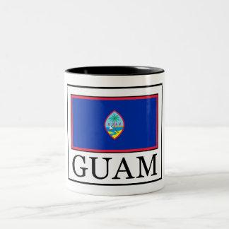 Guam Two-Tone Coffee Mug