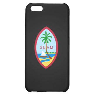 Guamanian  coat of arms iPhone 5C cover