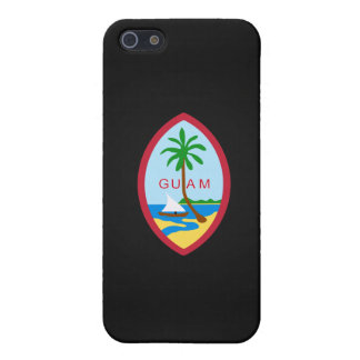 Guamanian  coat of arms iPhone SE/5/5s cover