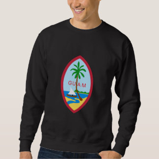 Guamanian  coat of arms sweatshirt