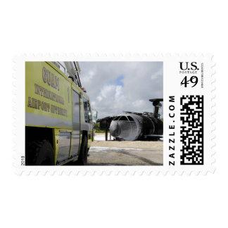 Guam's WONPAT Airport Postage