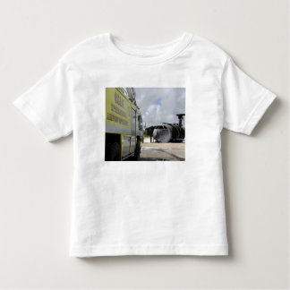 Guam's WONPAT Airport Toddler T-shirt