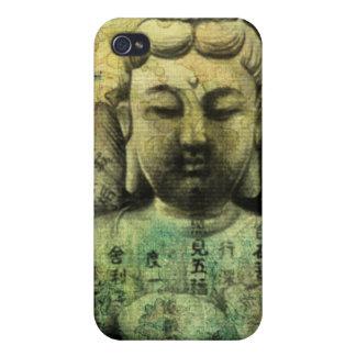 Guan Yin Case Covers For iPhone 4