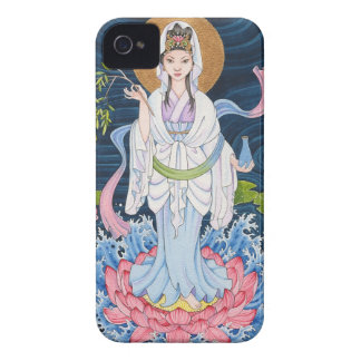 Guan Yin iPhone 4/4S Case-Mate Barely There Case-Mate iPhone 4 Cases
