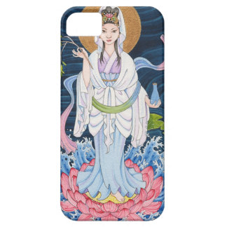 Guan Yin iPhone 5 Case-Mate Barely There iPhone 5 Case