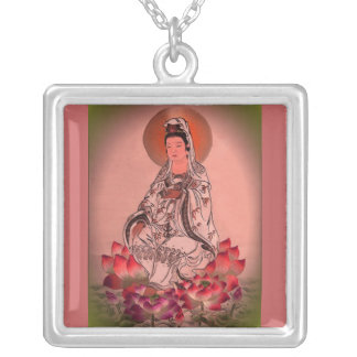 Guan Yin  Necklace