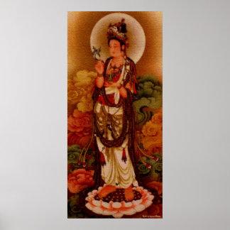 Guan Yin Print