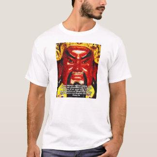 Guan Yu Quotes T-Shirt