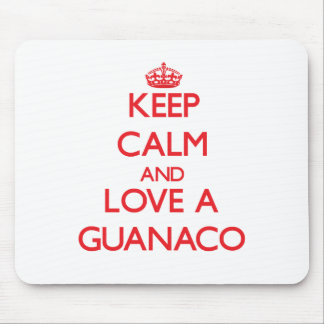 Guanaco Mousepad