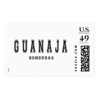 Guanaja Honduras Postage