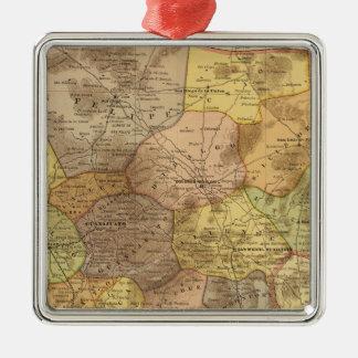 Guanajuato Metal Ornament