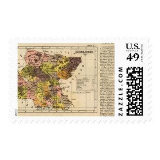 Guanajuato, Mexico Stamps
