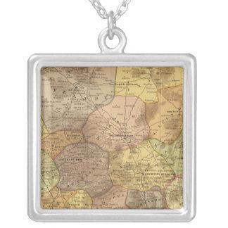 Guanajuato Silver Plated Necklace
