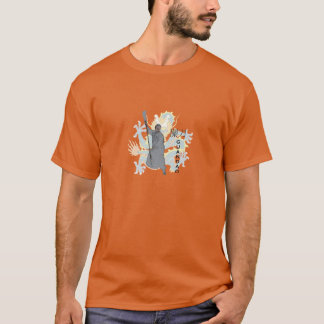 Guandao and Dragon T-Shirt