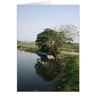 Guandu Nature Park, Guandu, Taipei County, Taiwan Greeting Card