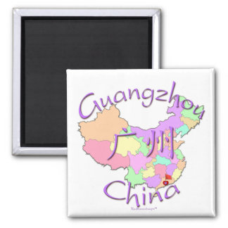 Guangzhou China Magnet