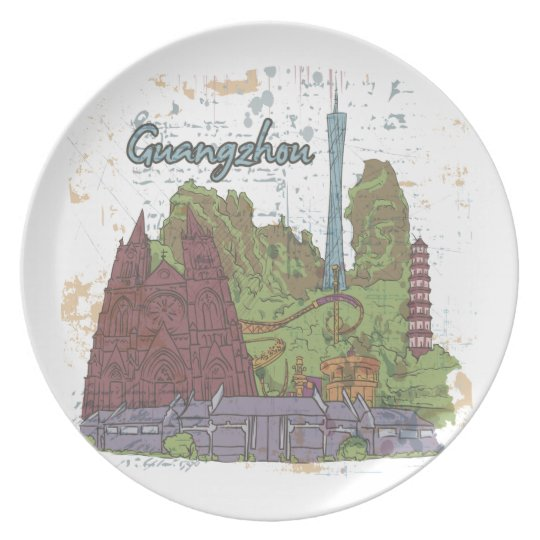 Guangzhou Melamine Plate