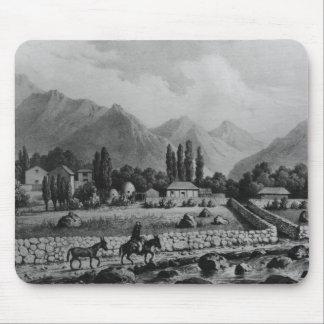 Guanta , from 'Historia de Chile', 1854 Mouse Pad