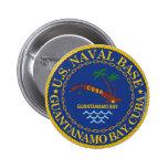 Guantanamo Bay, Cuba Pinback Buttons