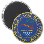 Guantanamo Bay, Cuba Refrigerator Magnet