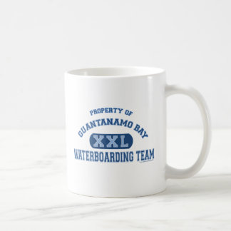 Guantanamo Bay Waterboarding Team Coffee Mug