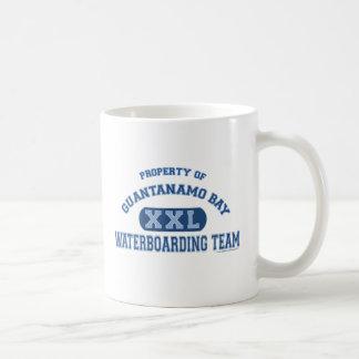 Guantanamo Bay Waterboarding Team Coffee Mug