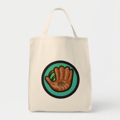 guante de béisbol bolsa