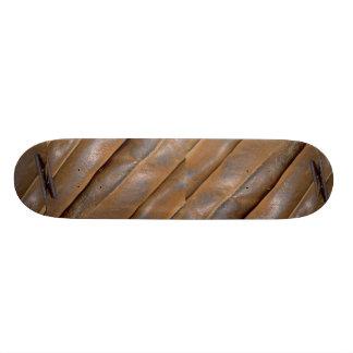 Guante de béisbol de cuero abstracto patines personalizados
