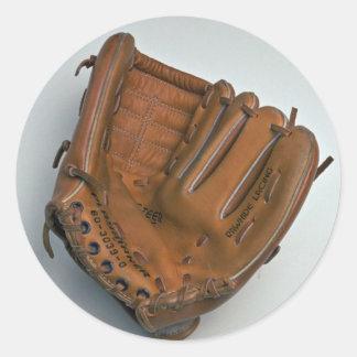Guante de béisbol pegatinas