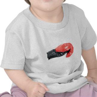 Guante de boxeo camiseta