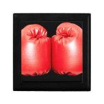 Guantes de boxeo cajas de regalo