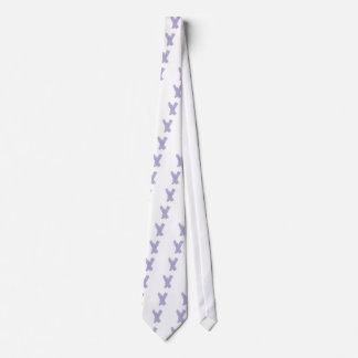 Guantes de las señoras corbata